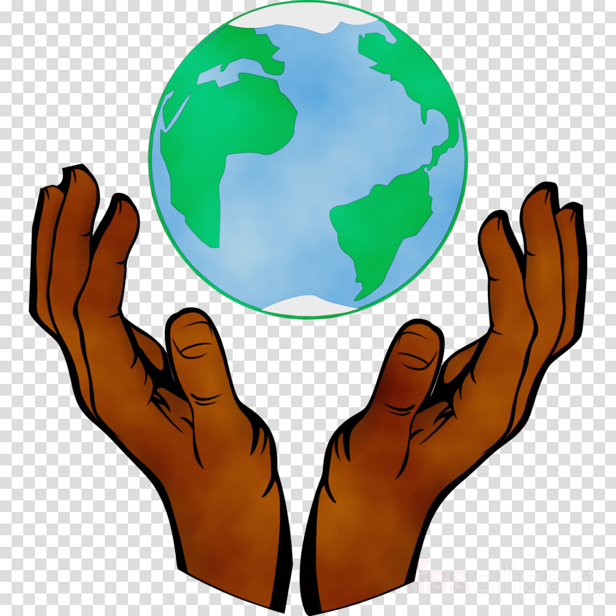 globe world hand gesture earth clipart.