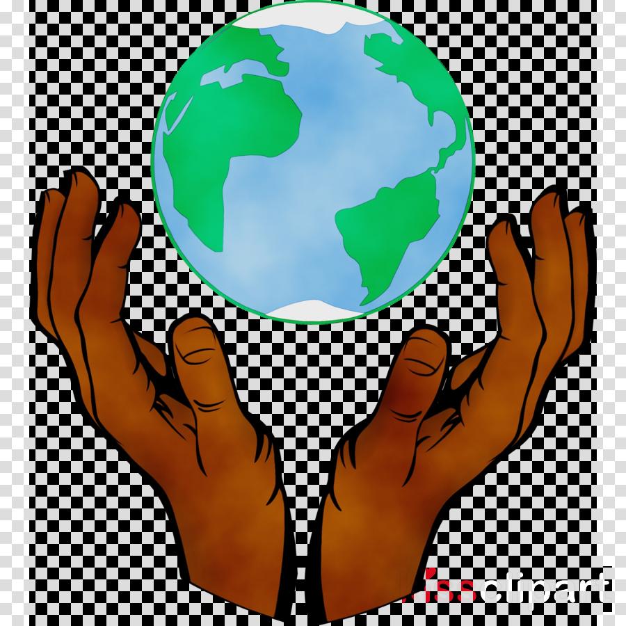 globe world hand gesture earth clipart.