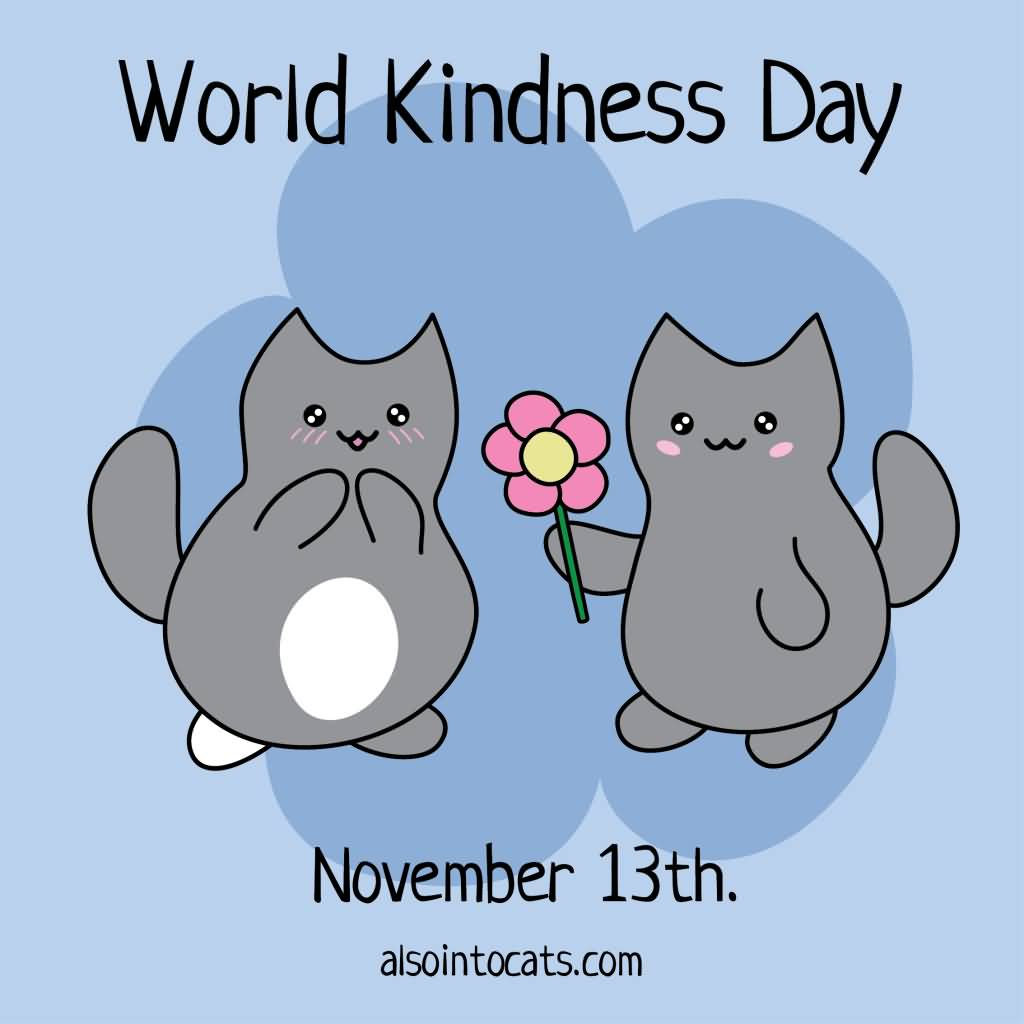 42+ World Kindness day Wish Pictures And Images.