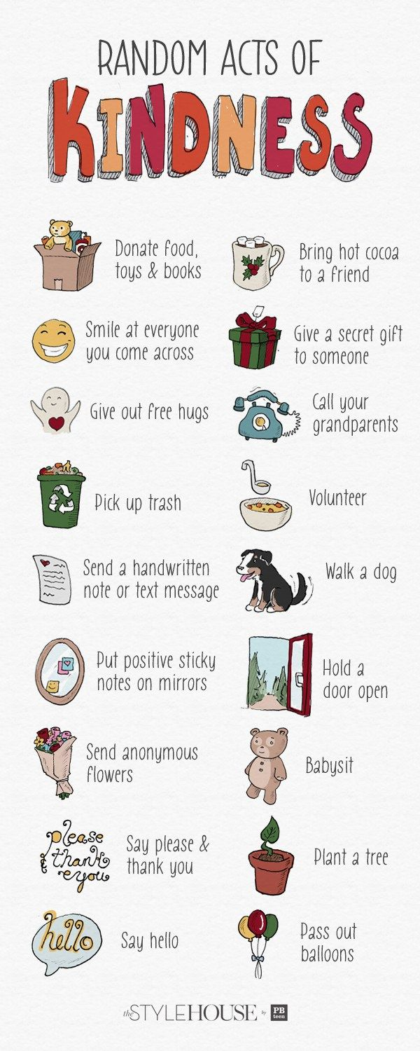 25+ best ideas about World Kindness Day on Pinterest.