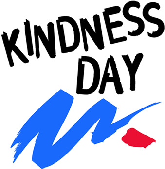 November, 13 Is World Kindness Day.