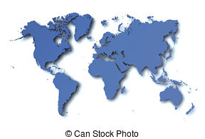 World map Clipart and Stock Illustrations. 179,675 World map.