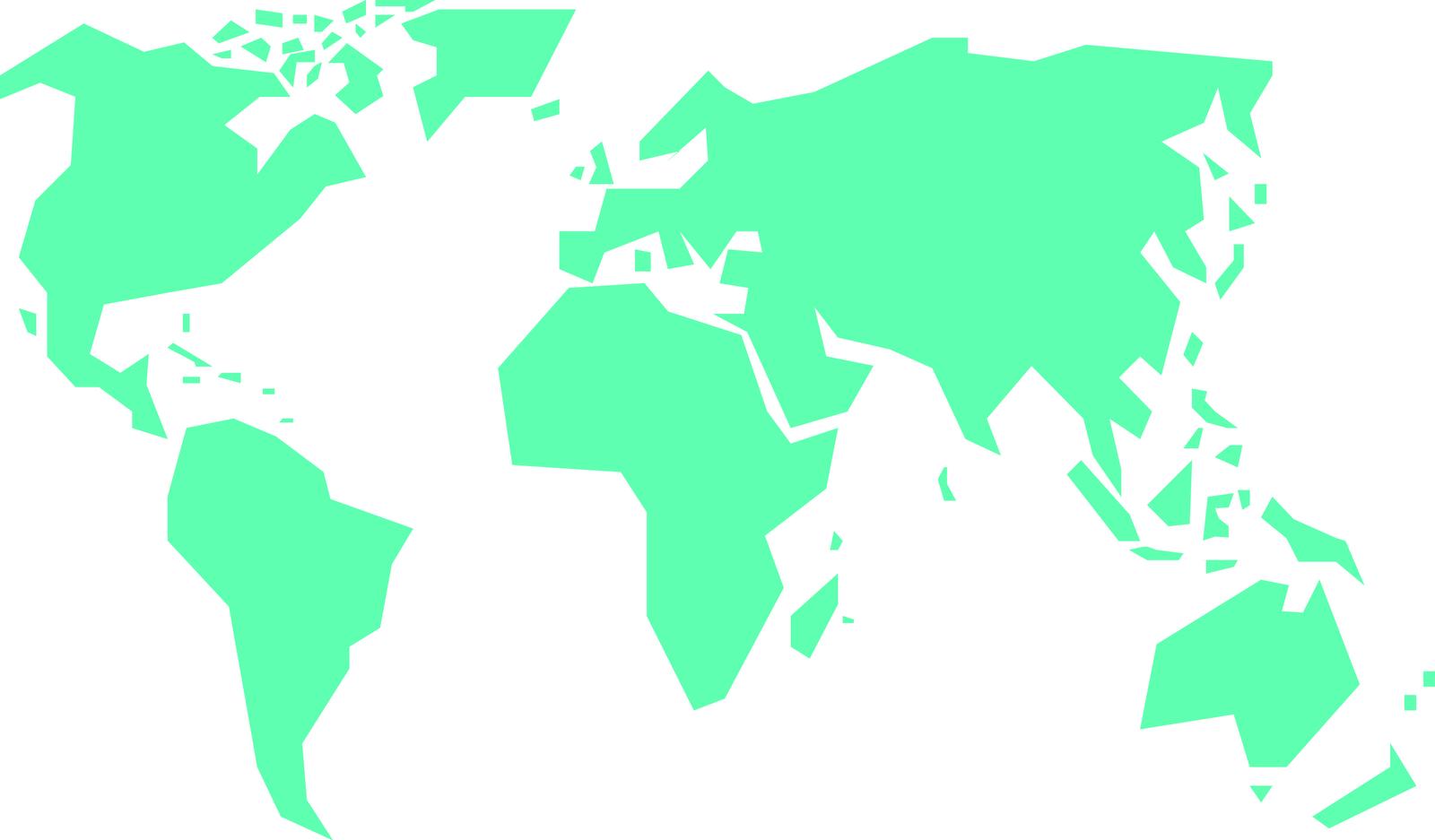 World Map Clipart & World Map Clip Art Images.
