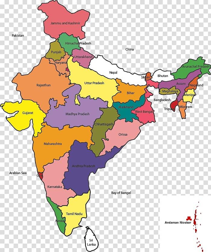 India Mapa polityczna World map Globe, India transparent.