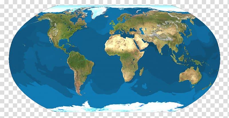 Earth , World map Google Earth Globe, flat earth transparent.