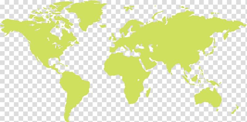 World map, World map Globe Mercator projection, PPT design.