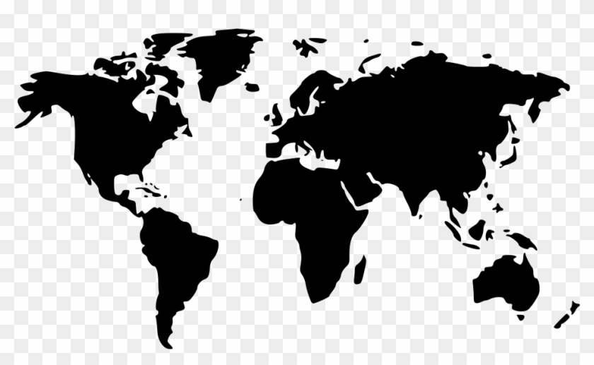 World Map Comments.