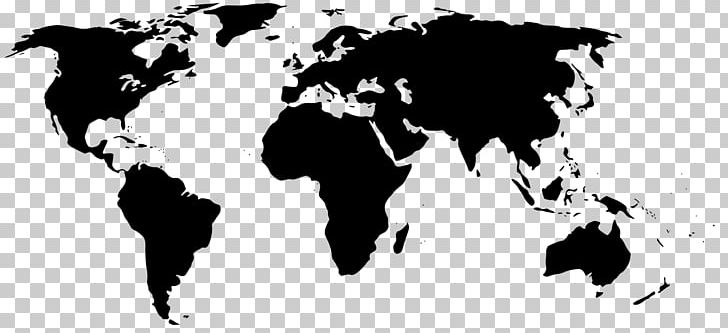 World Map Blank Map PNG, Clipart, Black, Black And White.