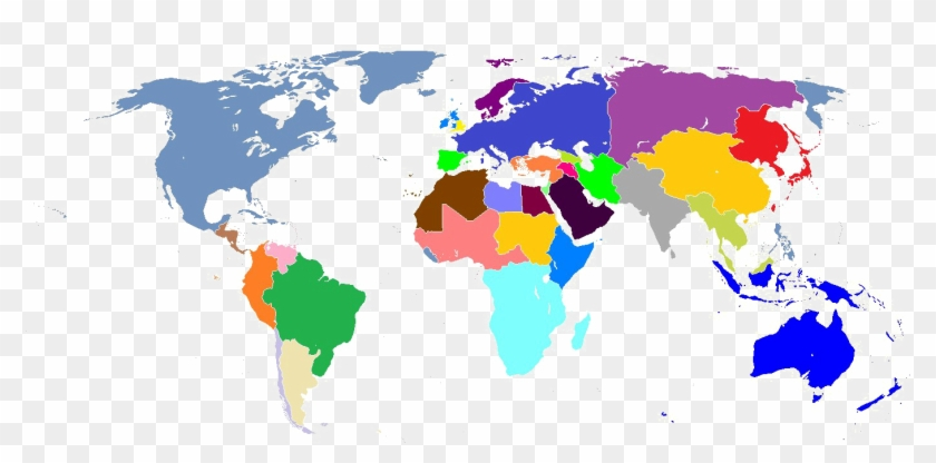 World Map Png File.