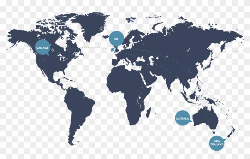 Map Internationalrecognition.