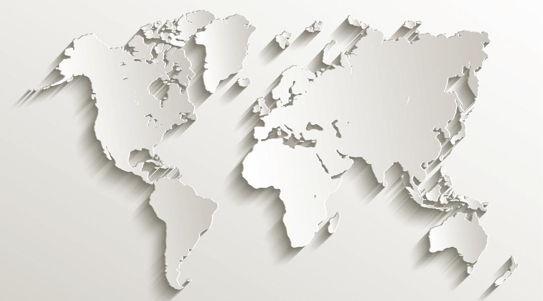World map image #35425.