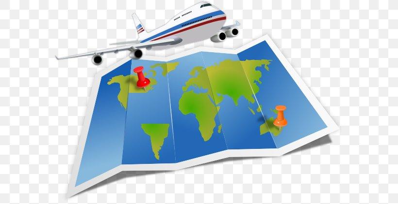 Globe World Map Travel Clip Art, PNG, 600x422px, Globe, Air.