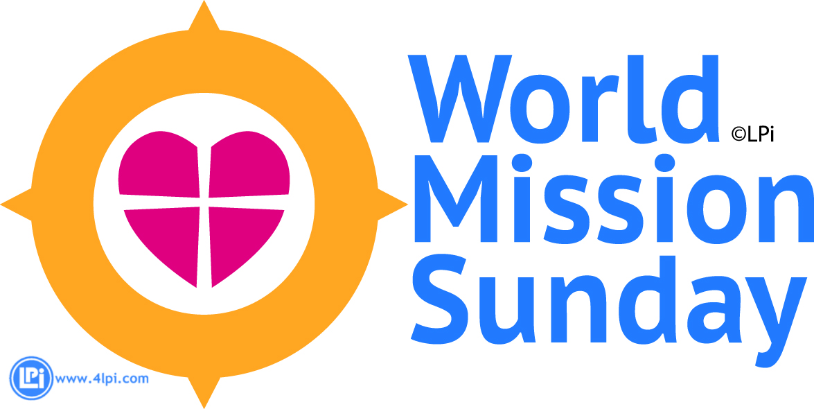 32 World Mission Sunday Greeting Pictures And Images.