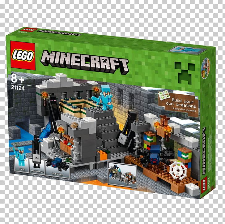 LEGO 21124 Minecraft The End Portal Lego Minecraft LEGO.