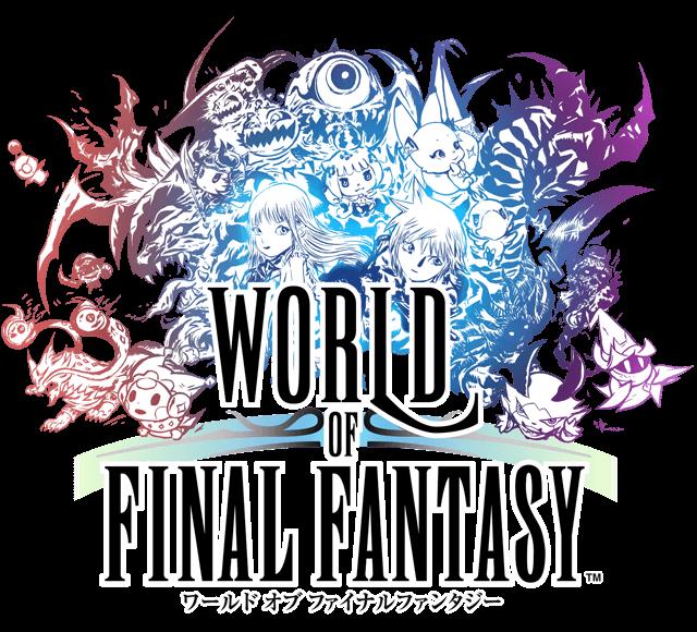 World of Final Fantasy.