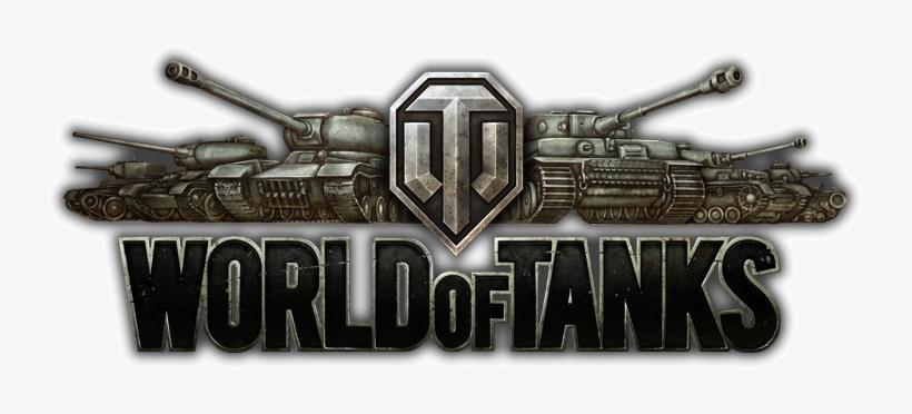 Logo World Of Tanks Transparent PNG.