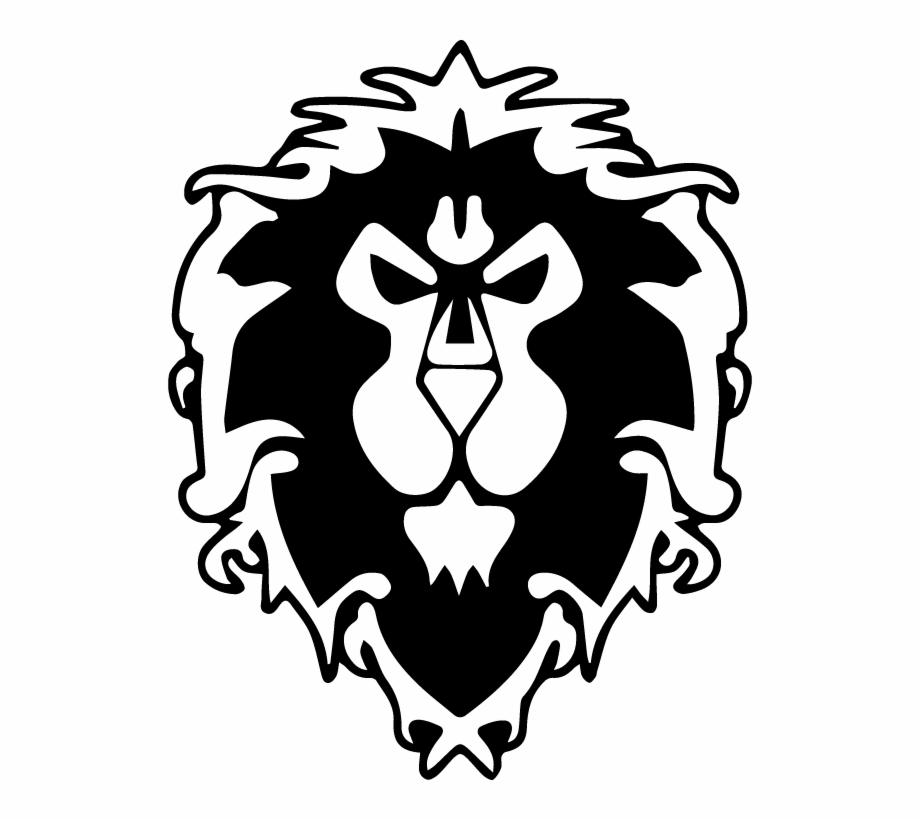 Alliance Logo World Of Warcraft Free PNG Images & Clipart Download.