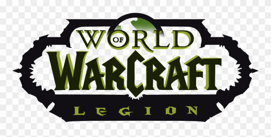 Logo World Of Warcraft Png Clipart (#830486).
