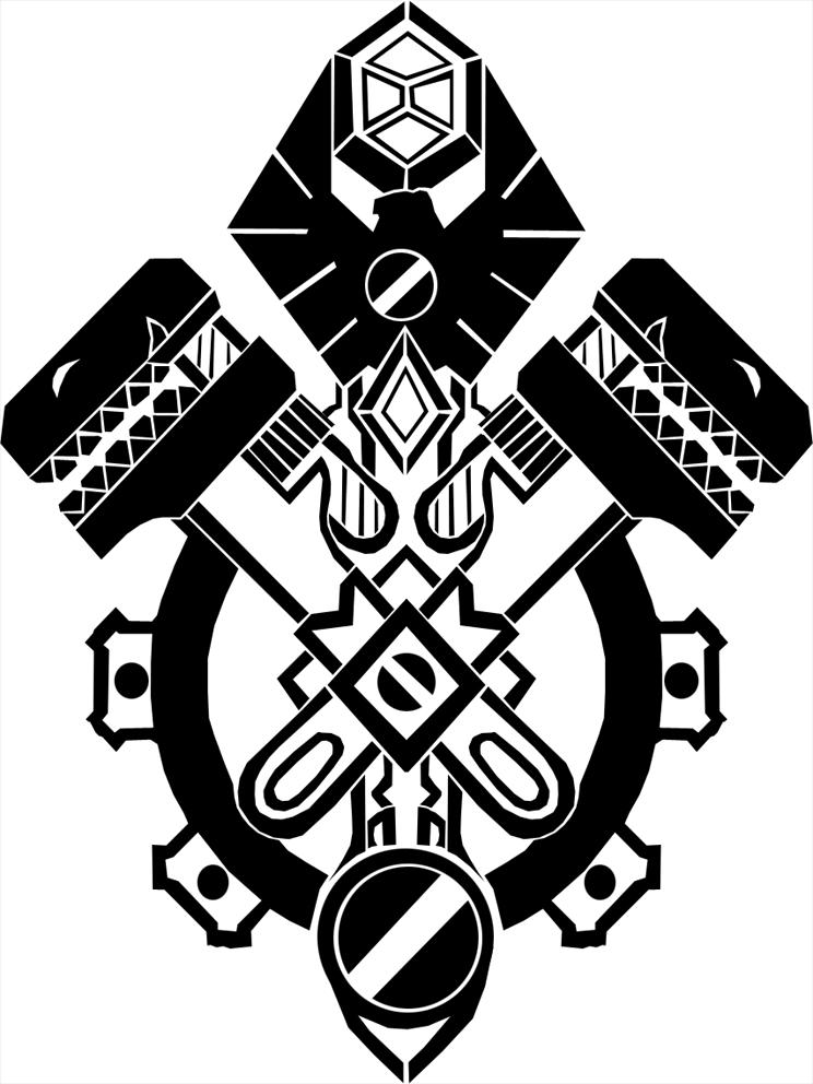 Gnome Crest.
