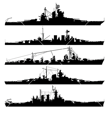 Free Warship Silhouette, Download Free Clip Art, Free Clip.
