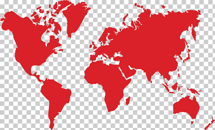 World map Globe Outline Maps, world map PNG clipart.