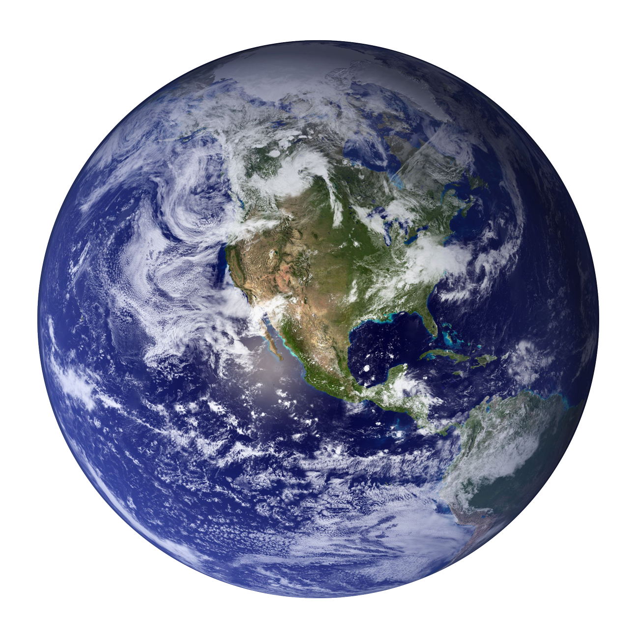 Earth Planet Globe World Transparent PNG Image.