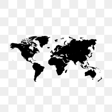 World Map Vector Png, Vector, PSD, and Clipart With Transparent.