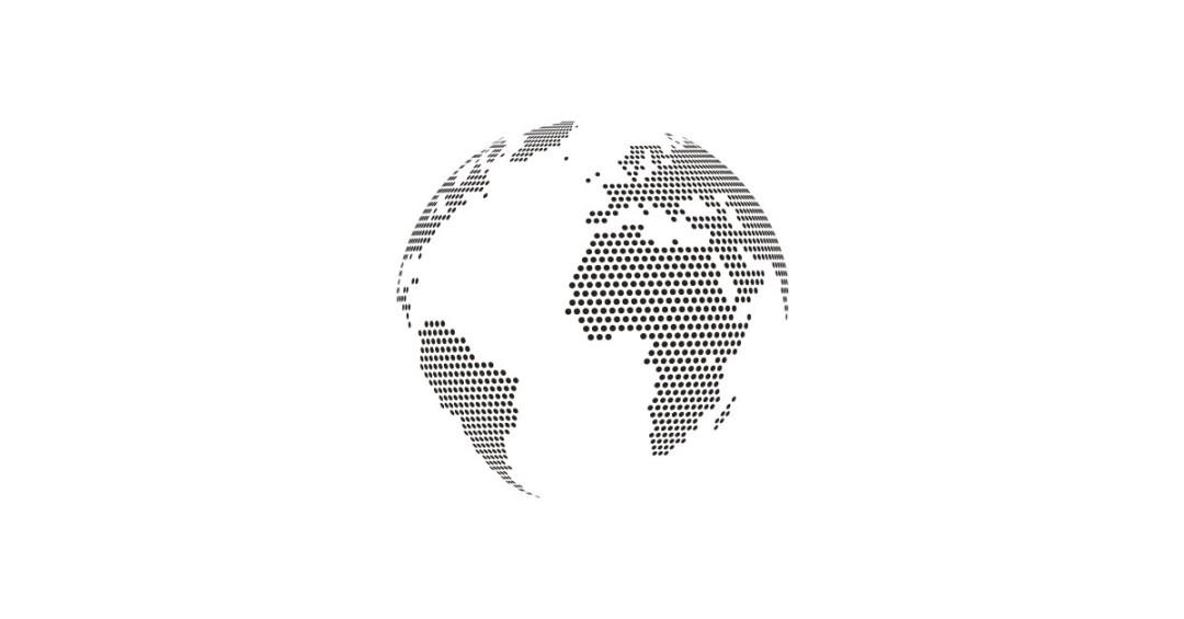 Doted World Globus.