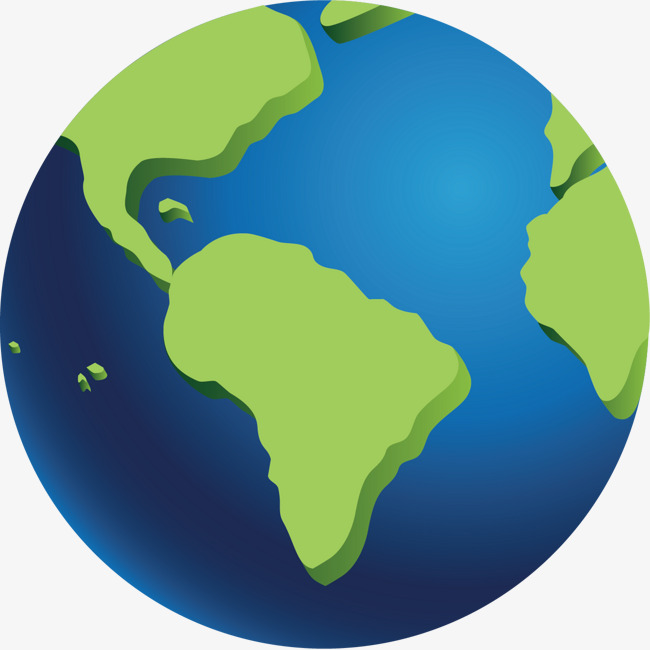 Earth Png Vector Material, Earth Vector, Earth, World PNG and Vector.