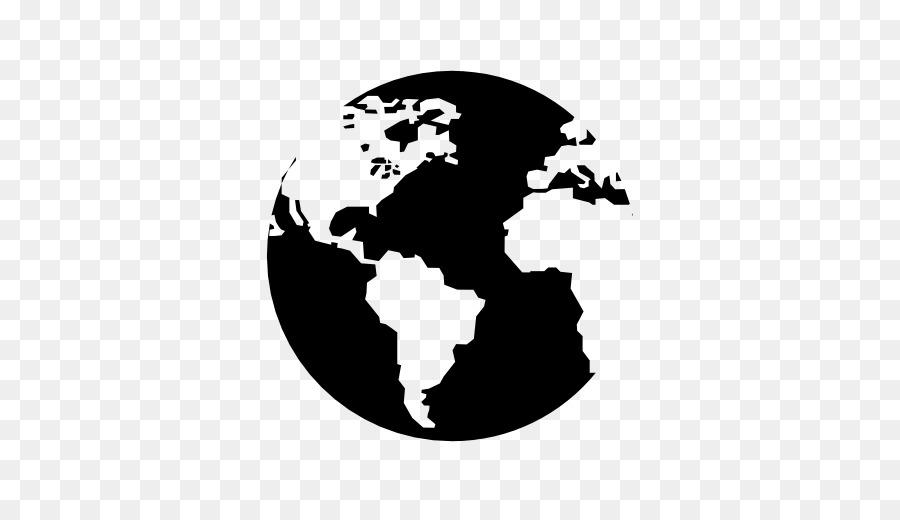 Earth Globe World map Computer Icons.