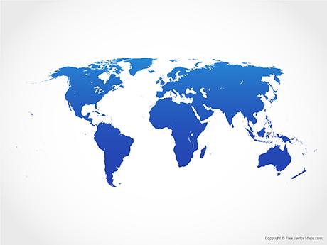 Vector World Maps.