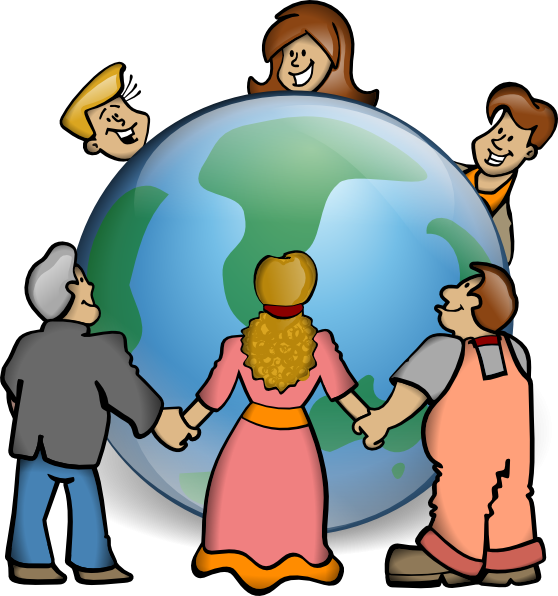 World Religion Clipart.