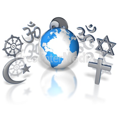 World Religion Symbols Clip Art (59+).