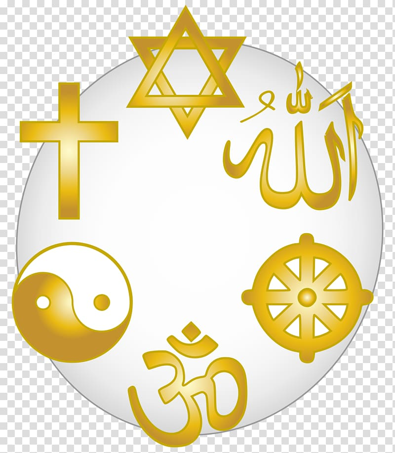 World Religion Religious symbol , religion transparent.