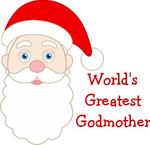 Greatest God Mother Gifts & Gift Ideas.