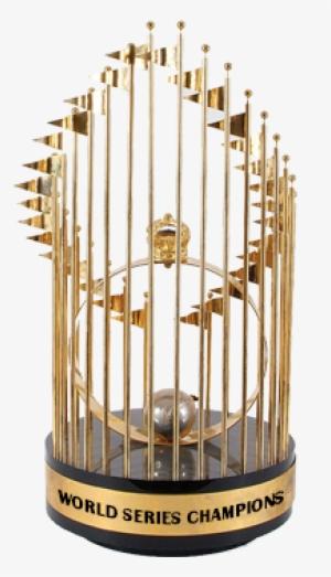 World Series Trophy PNG & Download Transparent World Series Trophy.