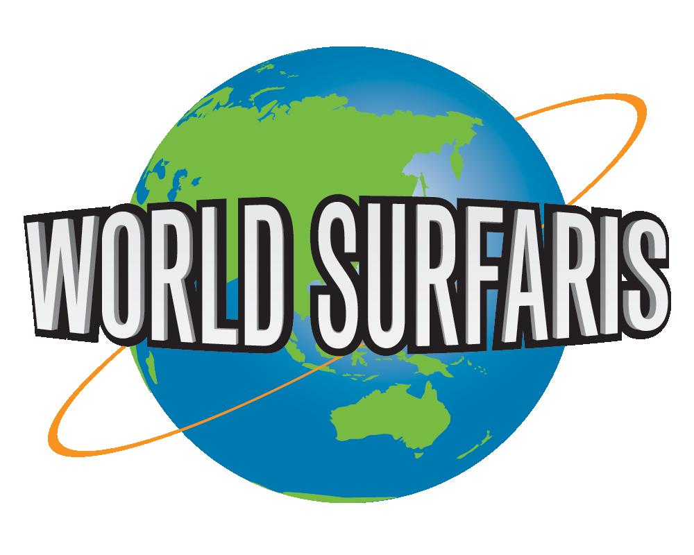 World Surfaris Logo / Brand Refresh.