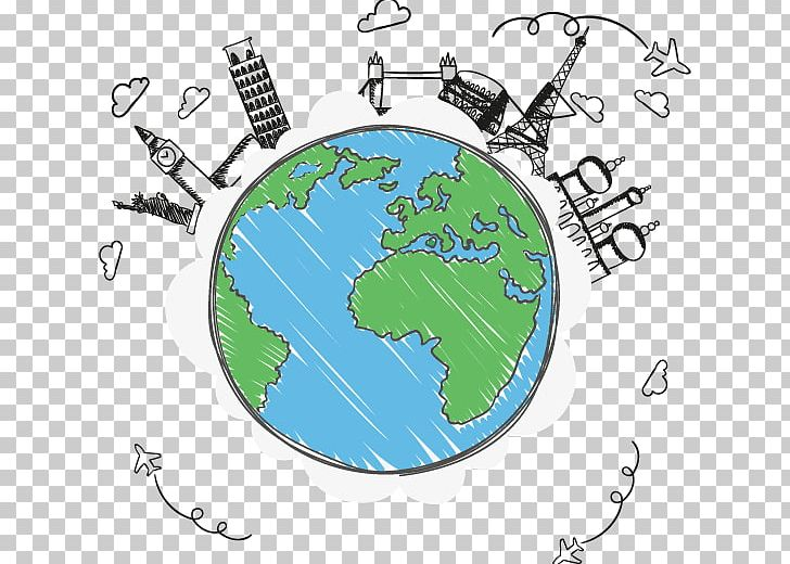 Earth Globe Travel PNG, Clipart, Circle, Diagram, Earth.