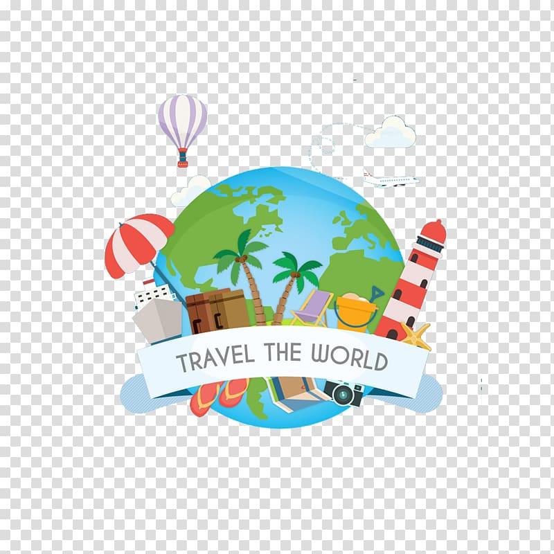 Travel Hotel Accommodation Premium economy, Creative World.