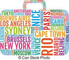 World traveller Clipart and Stock Illustrations. 276 World.
