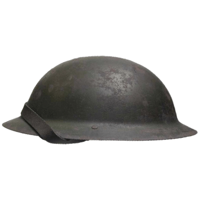 British WW1 Helmet transparent PNG.