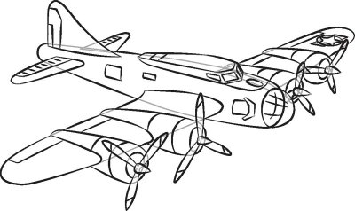 How to Draw World War II Planes.