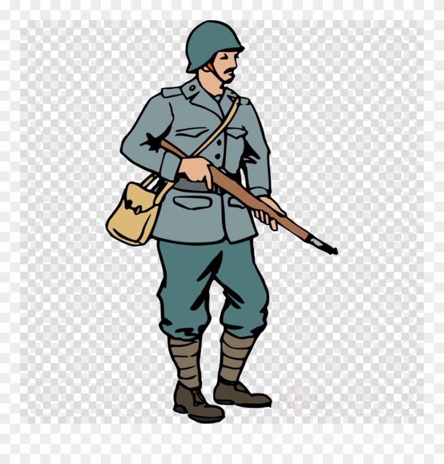 Ww2 Soldier Clipart World War Ii Soldier Clip Art.