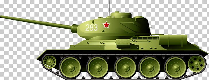 Russia Second World War Tank T.