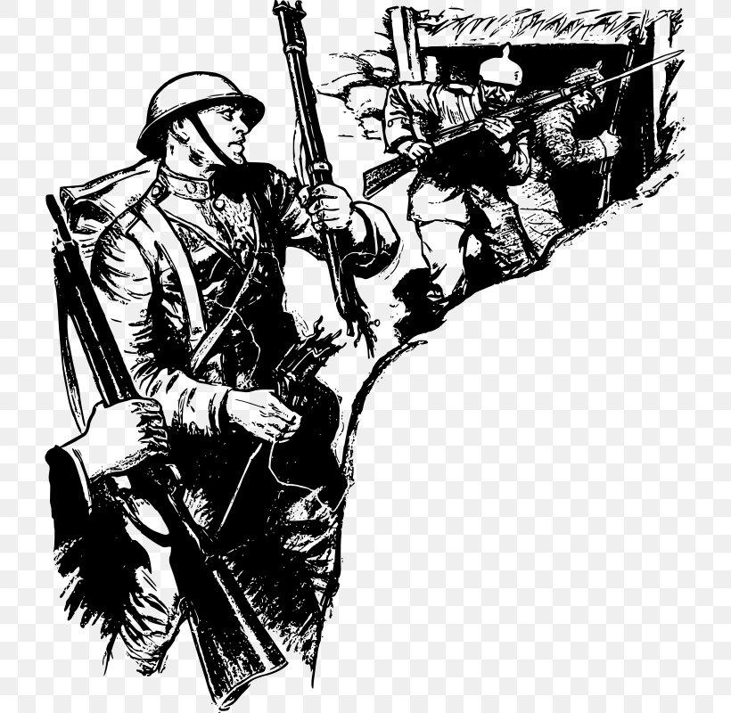 First World War Second World War Soldier Clip Art, PNG.
