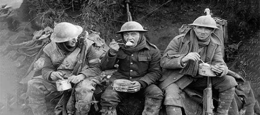 7 Survival Foods Made by Soldiers During WWI.