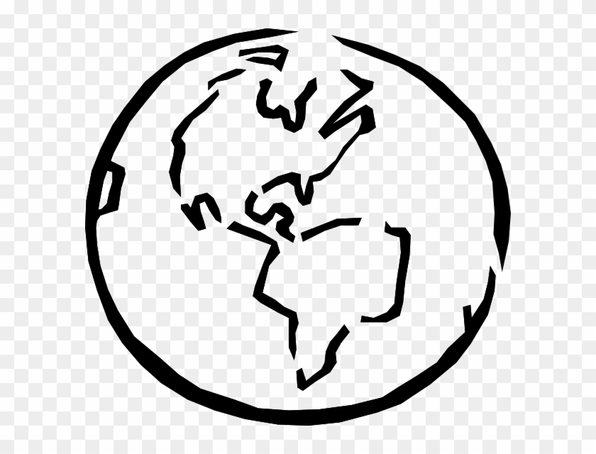 Earth Sketch Clip Art At Clker.
