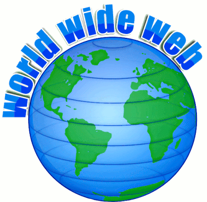 World Wide Web Clipart.