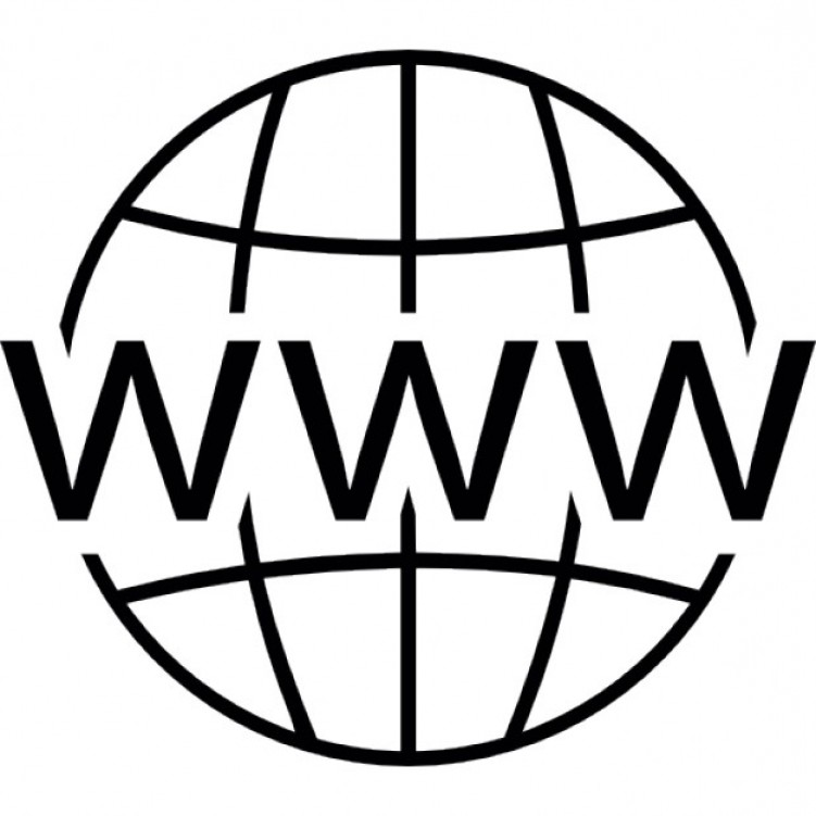 Top Globe Clipart Black And White Image.