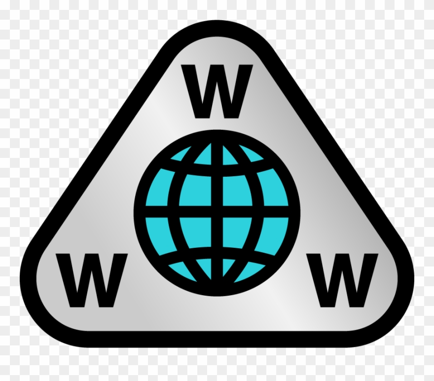 World Wide Web Clipart Website Logo.